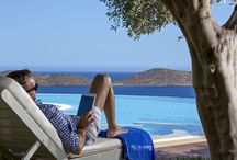 Relax & Enjoy Your Privacy / Enjoy the ultimate in Elounda Gulf Villas & Suites in Crete. Our Villas & Suites are an ideal destination for anyone with high expectations of a special holiday offering exclusive ambiance of a private home. http://goo.gl/dv2YMr