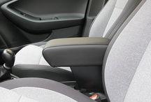Hyundai / Armrests, floor mats and accessories for Hyundai cars. Mittelarmlehne, accoudoir, bracciolo
