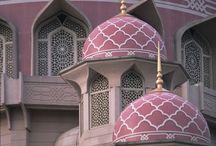 mosque / Dünyadaki çeşitli camiler