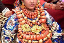Jewelry - Ethno-folk