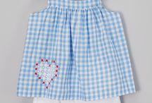 vestidos bb niñas