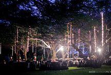 Stage/venue decorations