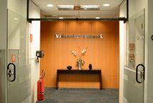 Ambiente Interno e Externo / Departamentos, Sedes, Colaboradores e Prédios. Conheça de perto os estabelecimentos da Millennium Network.