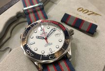 OMEGA Seamaster 300M Commander's watch limited edition 7.007 pieces