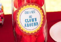 Circus partytjie