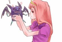 Marceline e Bubblegum