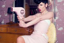 Retro Beauty Salons