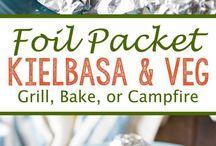 Foil Pack Meals