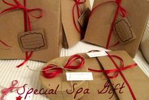 Regali di Natale / #natale #christmas #gifts #relax #special #spa #gift #baiaverde #regali di #natale #babbonatale