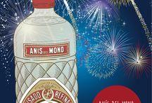#MonoDeFiesta / ¡Todas las botellas customizadas de las fiestas populares más importantes!