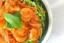 vegetable noodles / by Chelsea Mandziuk