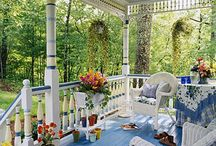 Porches, Patios and Decks / by Paula Smith