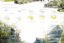 Laminas de proyectos arquitectura