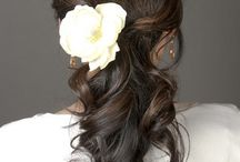 Wedding Hair Styles / Romantic, modern, vintage and cutting edge styles for your hair on your wedding day.