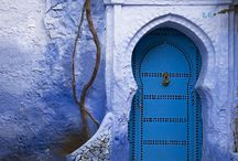 Azules / by M Cristina Monserrate