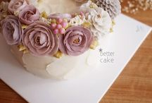 cake flowers buttercream
