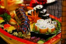 Rixos Sungate Gourmet / We establishes the aesthetics for food and beverage... Your favourite food & beverage or brand new tastes to enrich your horizon.... Award winning tastes, local classics, delicious snacks or desserts... The exotic small of the world cuisine is waiting for you... Selective wines, popular cocktails, alcoholic or non-alcoholic beverages of all kinds. There is an option for all at Rixos Sungate!
