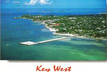 Key West, Florida / Colorful Town and Vacation Spot / by Margie Danko