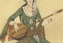 Türk -İslam resimleri