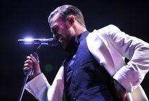 The 20/20 tour Amsterdam / Justin Timberlake april 28