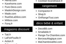 Liste boutiques