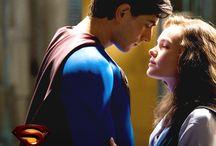 SUPERMAN / Lois Lane and Clark Kent