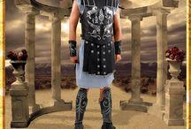 Maximus Gladiator, Final Costume