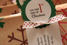 Gifts: Christmas