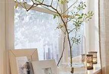 Windows / Wedding windowsills