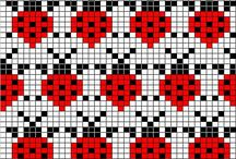 lieveheersbeestje  patronen