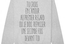 Sweat citation française