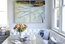 Banquettes / home interiors