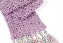 CROCHET KRAZY~Accessories~Scarves~Ladies, Teens / by Donna Medley