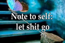 Note to self ♡