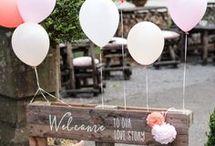 Hochzeitsdeko/Wedding Decoration