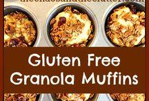 Desserts - Gluten Free Recipes / Best Gluten Free Recipes / by Healthy Recipes Magazine