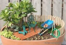 F is for Fairy Garden / by Factory Direct Craft