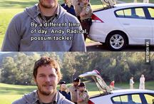 Parks and rec.