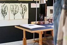 I want a pretty studio