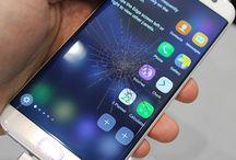 samsung telefonunuz düştü ve camı mı çatladı ?