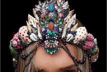couronne headband