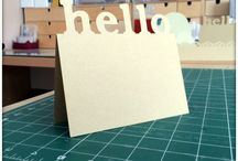 ScanNCut Card/Paper ideas and Tutorials / Ideas and tutorials to use with the Brother Scan n Cut