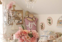 Shabby Chic / Shabby adds a softness to this world! / by 🎀Nikki Hughes🎀