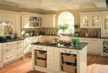 The kitchen / by Kayla Stringer