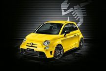Abarth 695 Record Biposto / A new model, a limited edition presented by automotive manufacturers from Italy bearing the Scorpio, Biposto Abarth 695 Record. Only for the driver 133 enthusiasts worldwide.
