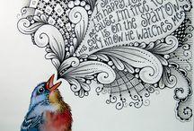 ♥ Drawings ♥