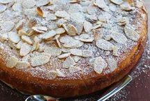 Migdałowe ciasta