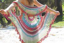 Yarn Crochet work