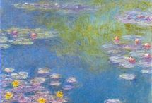 """artist > Claude Monet (1840-1926) / クロード・モネ 印象派 The name """"Monet"""" seems to be short, but his real name is called Claude-Oscar Monet. Born in Paris in 1840, when I was a child I moved to a town near the mouth of the Seine. Monet, who grew up in a wealthy family, begins to show talent for painting as early as teens. By the time I was 15 years old, I became popular in town and I could sell paintings. It was Budan who was a landscape painter who recommended to draw such landscape painting on such Monet. I began to draw pictures outside with Boudin. A year later Monet moved to Paris and began studying painting in earnest. Artists were gathered in Paris, Monet also met Renoir, Degas and Cezanne here. And they opened their exhibition in 1874 to make new paintings themselves. However, their paintings, including Monet, were not accepted by the public. The past paintings were those whose subjects were clearly drawn clearly in heavy and fair colors. Monet's paintings were drawing bright and bright colors and drawing the scenery they saw. The critics who saw this exhibition said they were impressions from the work """"impression · sunrise"""" which Monet was exhibiting at the exhibition. This became a chance to be called Impressionism. It took a long time until Monet and other Impressionist painters became recognized by the world. It is now that Mr. Monet called Masters was able to sell paintings after the age of 40, recognized by the world. Monet, whose living has become stable, migrates to the village of Giverny at the age of 43. Monet, who continued to draw landscape paintings, loved flowers very much, so I made a beautiful garden planting flowers and trees on a very large land. Many of the works of Monet since then, this picture of the garden is central. The famous """"water lily"""" is also the subject of the water lily of Monet's garden. Monet who lived long in the Impressionists lived until the age of 86 in 1926.  「モネ」という名前は短いようですが、本名はクロード=オスカール・モネとといいます。1840年にパリで生まれ、幼い頃にセーヌ河口の近くの町に引"""