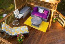 Garden / Deck ideas